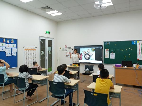 """Thông tin công trình """"Giáo dục kĩ năng học đường cho trẻ rối loạn phổ tự kỉ ở lớp tiền tiểu học - Bước đệm cho giáo dục hòa nhập cấp Tiểu học"""""""
