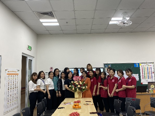 Kết quả thực tập sư phạm của sinh viên năm 2 ngành giáo dục đặc biệt khoa Khoa học xã hội và Nhân văn, Đại học Thủ đô Hà Nội tại Trung tâm Giáo dục Đặc biệt Quốc gia